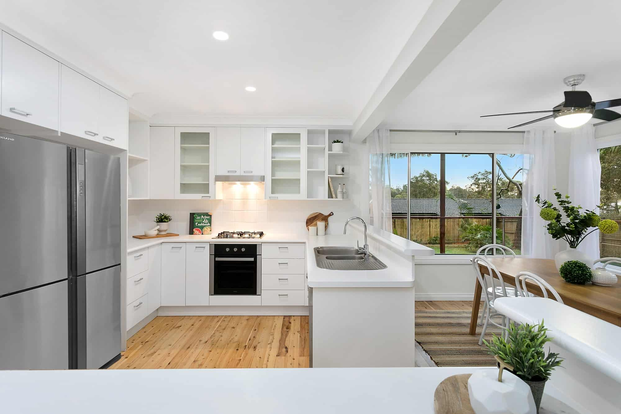 Property Styling Bateau Bay House 8