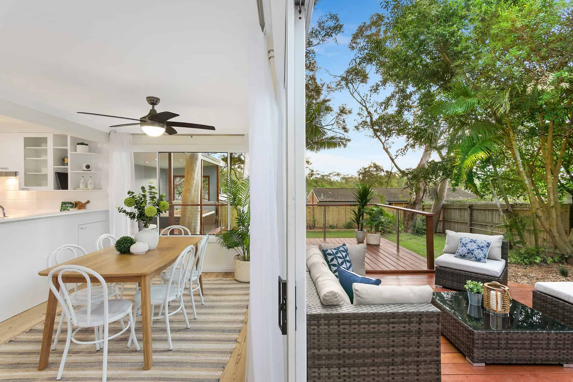 Property Styling Bateau Bay House 9