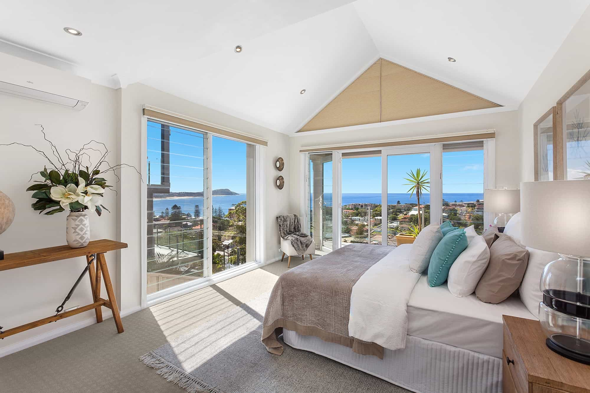 Property Styling Terrigal Apartment 6