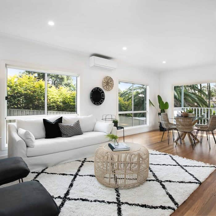 Property Staging Long Jetty House